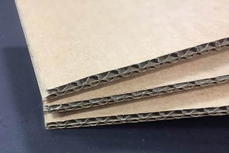 Wellpapp-Zuschnitte 1-wellig 2-wellig Wellpappe Palettenzwischenlage Pappe
